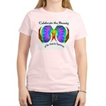 Celebrate Autistic Spectrum Women's Light T-Shirt