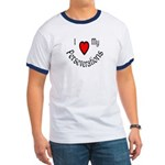 I Heart My Perseverations Ringer T
