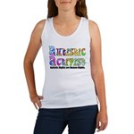 Autistic Activist v1 Women's Tank Top