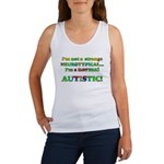 Normal Autistic Women's Tank Top