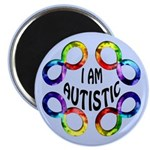 "I Am Autistic 2.25"" Magnet (100 pack)"