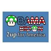 2up for America Postcards (Package of 8)