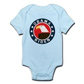 Obama-Biden Eagle Infant Bodysuit