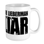 Joe Lieberman is a Liar Large Mug