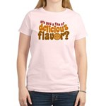 Are You a Fan of Delicious Flavor? Women's Light T