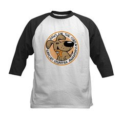 Paws for the Cure: Leukemia Kids Baseball Jersey
