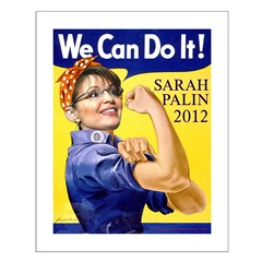 We Can Do It in 2012 Small Poster