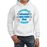Advanced OWD 2009 Hooded Sweatshirt