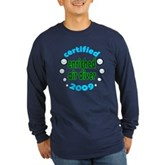 Nitrox Diver 2009 Long Sleeve Dark T-Shirt