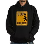 Slow Children Hoodie (dark)