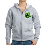 Save the Rainforest Women's Zip Hoodie