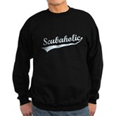  Scubaholic Sweatshirt (dark)
