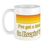 Black Belt in Keepin It Real Mug