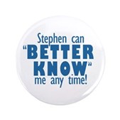 Stephen Can Better Know Me 3.5