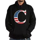 C stands for Colbert Hoodie (dark)