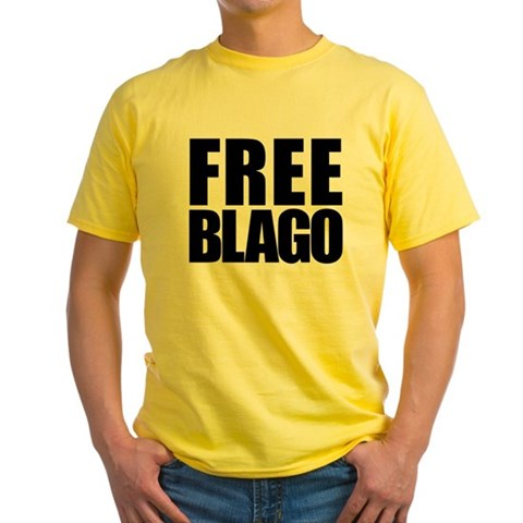 Free Blago Yellow T-Shirt