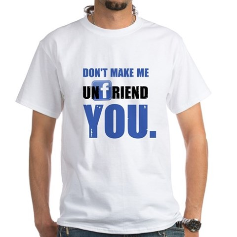 Unfriend T-shirt