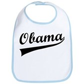 Obama Swish Bib