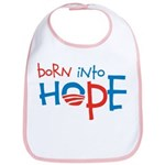 Born Into Hope Bib