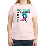 Thyroid Cancer Warrior Women's Light T-Shirt