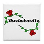 Bachelorette Tile Coaster