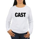 Cast Member T-Shirts Women's Long Sleeve T-Shirt