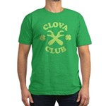 Clova Club Men's Fitted T-Shirt (dark)