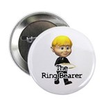 """The Ring Bearer 2.25"""" Button"""