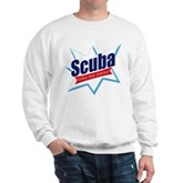 Scuba Take Me Away Sweatshirt