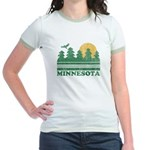 Minnesota Jr. Ringer T-Shirt