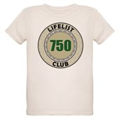 Lifelist Club - 750 Organic Kids T-Shirt