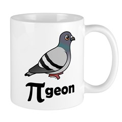 Birdorable PI-geon Mug