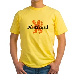 Holland Yellow T-Shirt