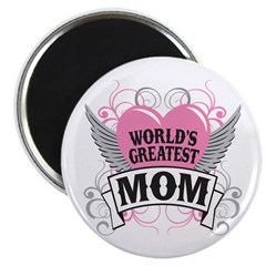 World's Greatest Mom Magnet