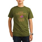 I Support... Organic Men's T-Shirt (dark)