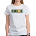Ohio made of Elements Women's T-Shirt