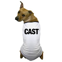 Cast Member T-Shirts Dog T-Shirt