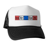American made of Elements Trucker Hat