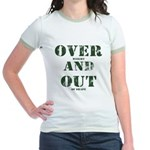 Over & Out Jr. Ringer T-Shirt