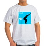 iFart Funny Spoof Light T-Shirt