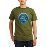 Certified OWD Organic Men's T-Shirt (dark)
