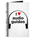 I Love Audio Guides Journal