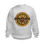 Astrological Sign Kids Sweatshirt