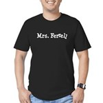 Mrs. Ferrell Men's Fitted T-Shirt (dark)