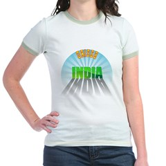 Orissa India Jr. Ringer T-Shirt