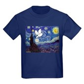 Starry Dove Kids Dark T-Shirt