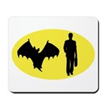 Bat Man Mousepad