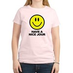Have a Nice Jour Women's Light T-Shirt