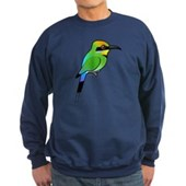 Rainbow Bee-eater Sweatshirt (dark)