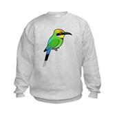 Rainbow Bee-eater Kids Sweatshirt